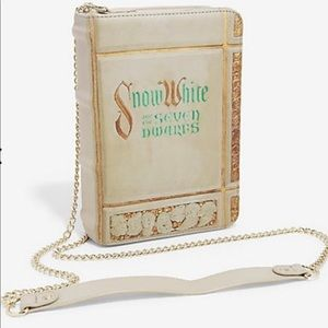 Loungefly Snow White Book Crossbody bag